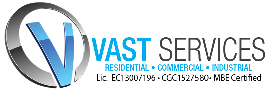 Vast Services Logo